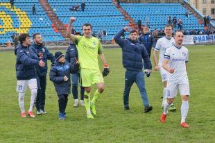 Ставропольский вратарь Эдуард Байчора принес «Динамо» ничью