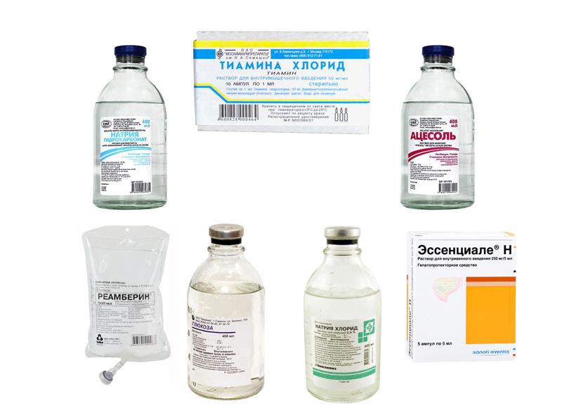Облучение при лечении гепатита
