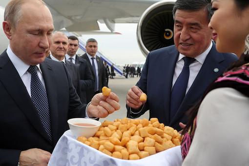 Овощной союз: чтопростил Путин киргизам