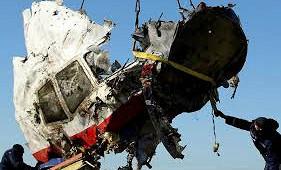 Украина заявила ополучении доступа кделу MH17