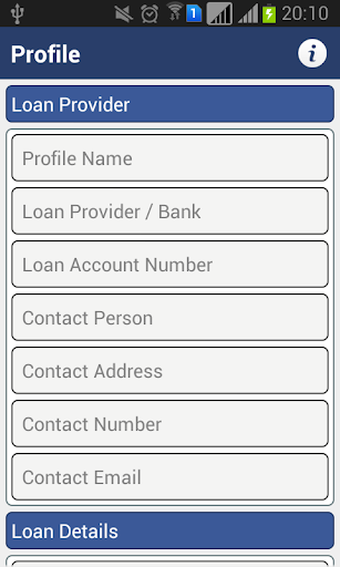 Mobile loans contact number