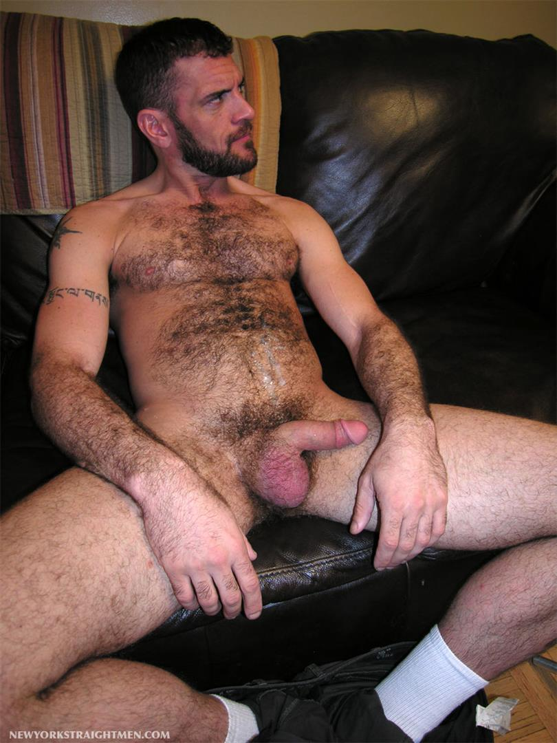 Hairy mature fucked on couch