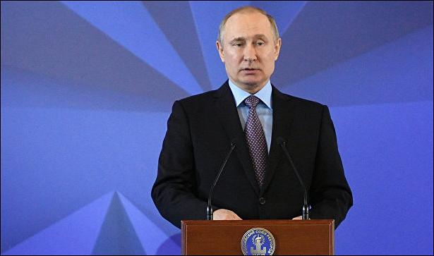 Путин поведал опоследствиях санкций против РФ