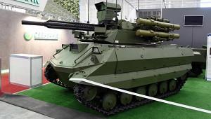 Российская армия закупит боевых роботов