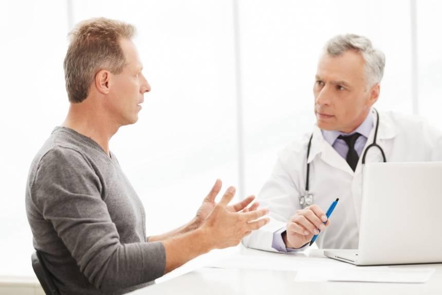 Если проблемы с потенцией к какому врачу идти