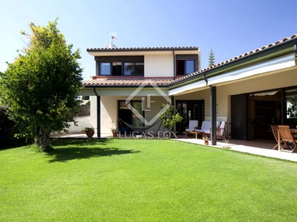 Недвижимость виланова испания