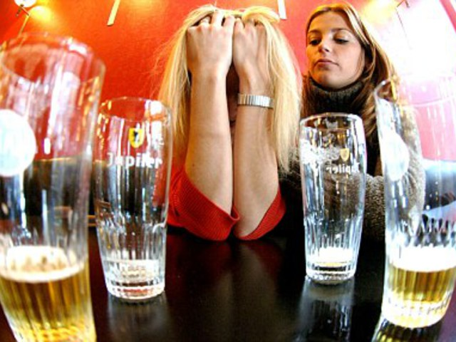 Как я вышел из запоя пиво