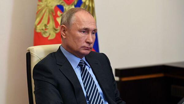 Путин проведет заседание Совбеза