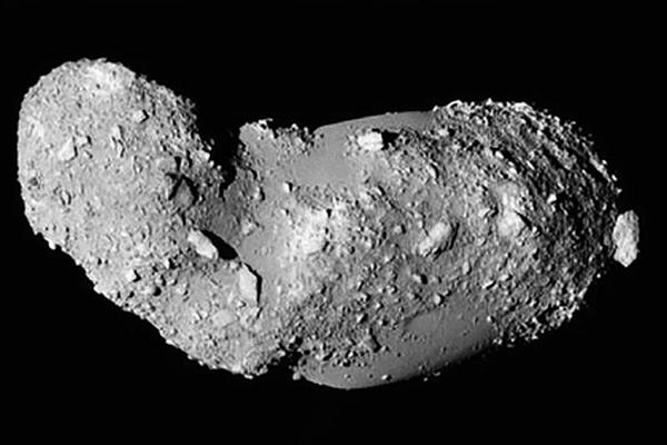 Вгрунте састероида нашли внеземную органику