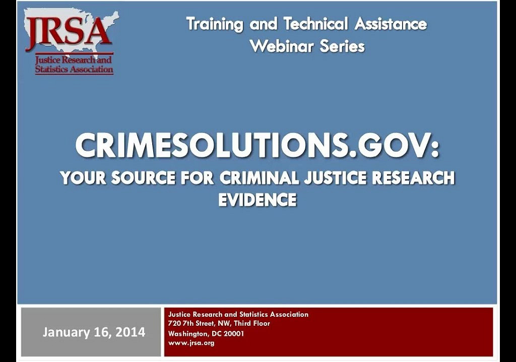 Thesis ideas for criminal justice