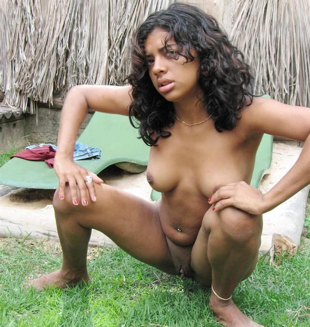 Nude brazilian girlfriends sex