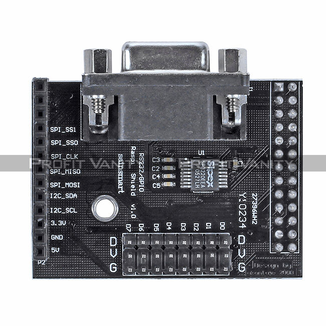 Manhattan Products - USB to Serial Converter (205146)