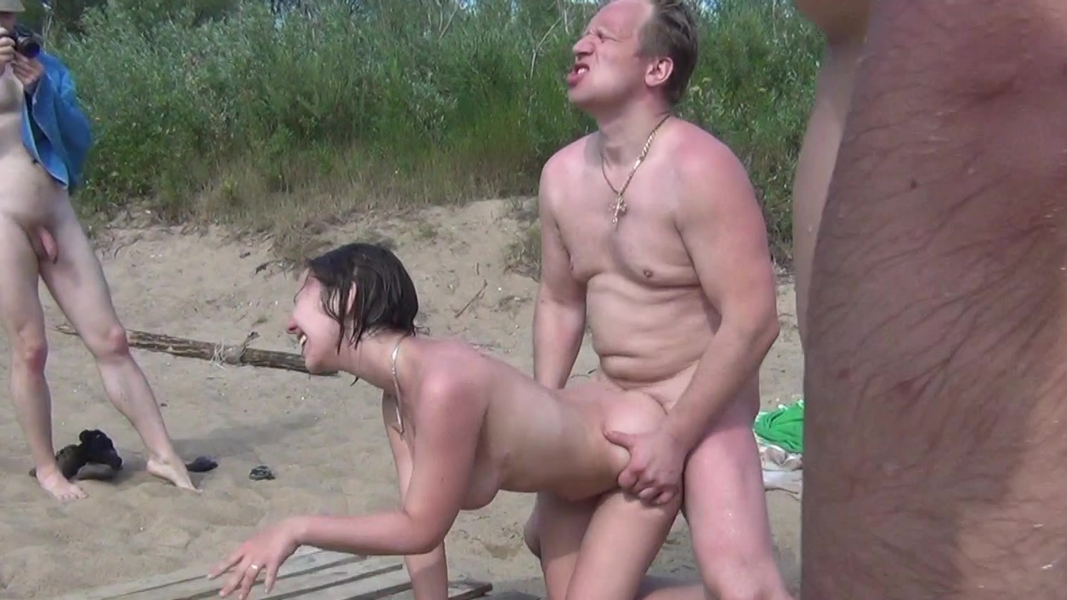 Spectacular blowjob then anal