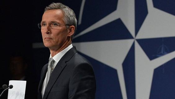 НАТО нацелено наконструктивные отношения сРоссией— Йенс Столтенберг
