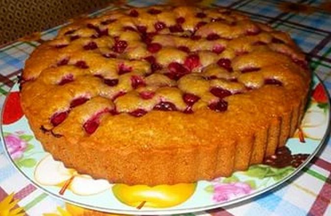 Сладкие пироги рецепты с фото пошагово