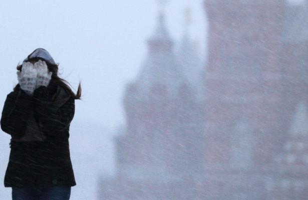 Квыходным вМоскве резко упадет атмосферное давление