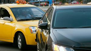 Таксист избил женщину вцентре Москвы