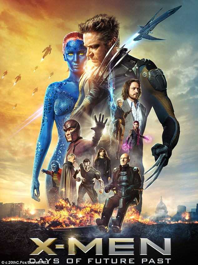Film X Men Days Of Future Past Free Full Movie Online