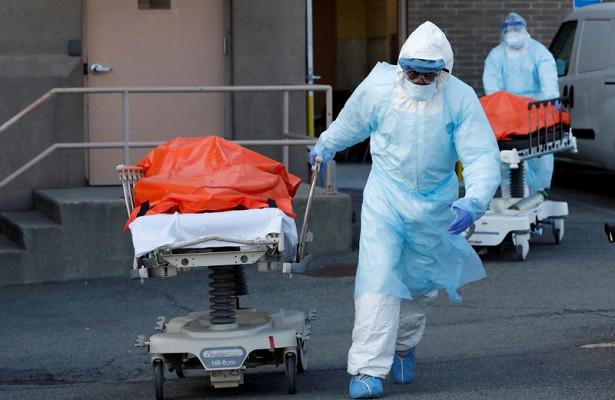 Более 4000 скоронавирусом умерли засутки вСША