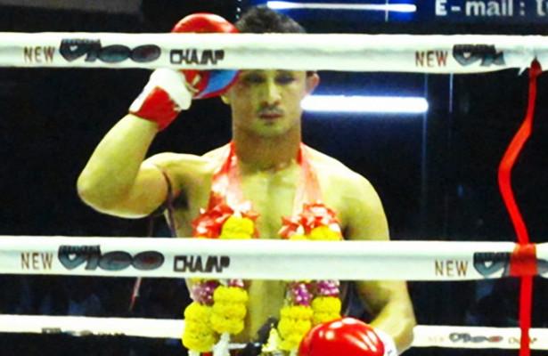 37-летний тайский боксёр успешно защитил титул ONE