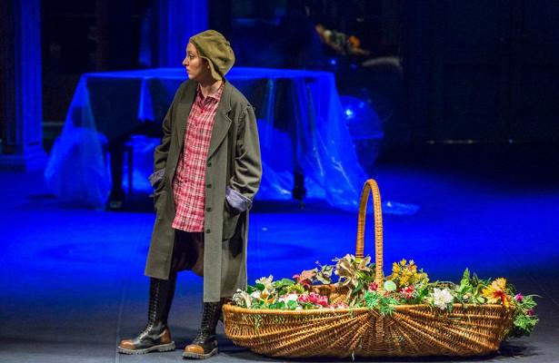 Армен Джигарханян рассказал опремьере спектакля «Пигмалион»