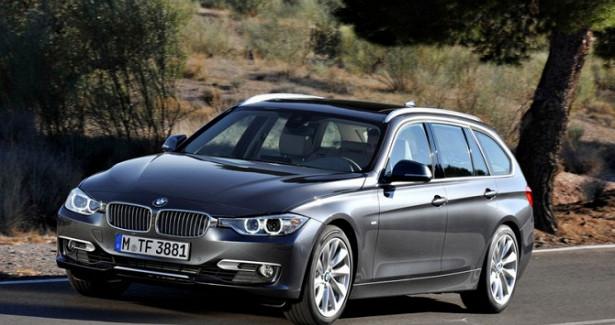 BMWотзывает более 20тысяч автомобилей вРоссии