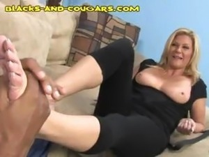 Ginger lynn foot fetish