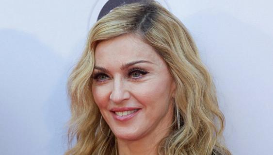 Мадонна получила награду «Женщина года»