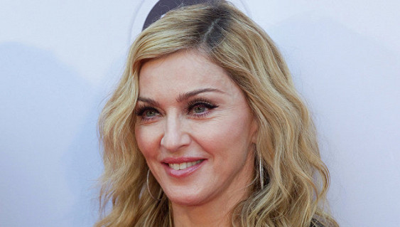 Мадонна стала дамой года поверсии журнала Billboard