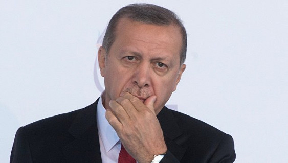 Эрдоган допускает референдум оботказе Турции отевроинтеграции