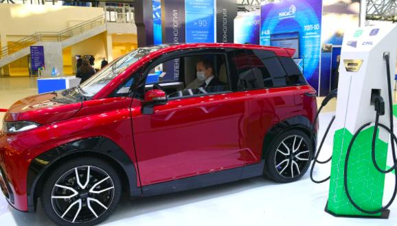 Японцы создадут электромобиль за220тысяч рублей