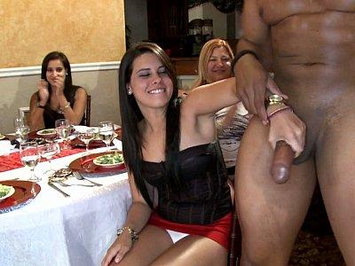 Big big big breast girl