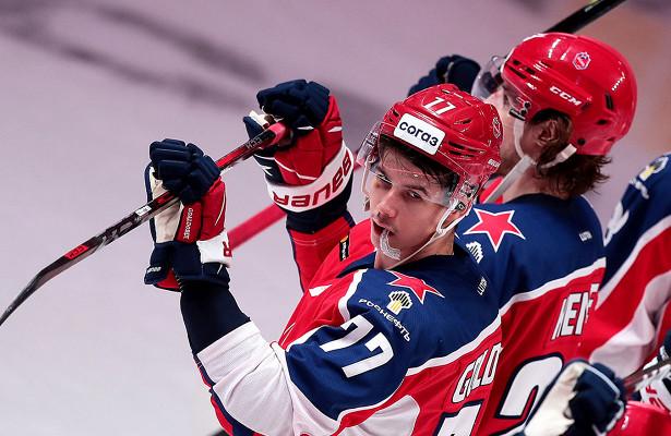 Годназад Голдобин могзаиграть в«Ванкувере», сейчас онненужен ЦСКА