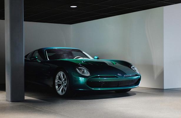 Первый экземпляр «неоклассического» купе IsoRivolta GTZпередан покупателю