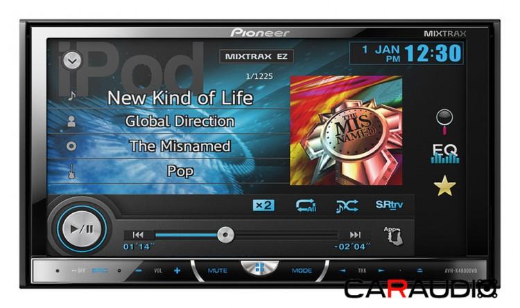 Pioneer avh p3450dvd firmware update