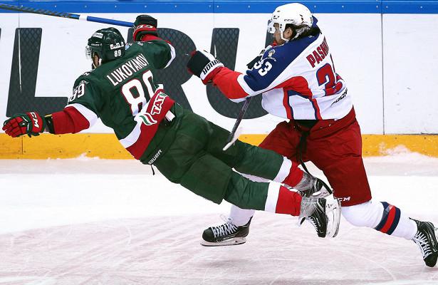 Игра хоккеистов-юниоров закончилась жестокой дракой