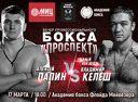 Вечер бокса «Проспект» в Жуковке
