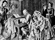 Владимир Парунцев (барочная блокфлейта), Маргарита Еськина (орган)
