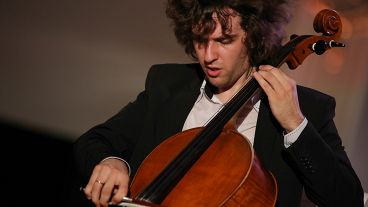Александр Рамм (виолончель), Мирослав Култышев (фортепиано)