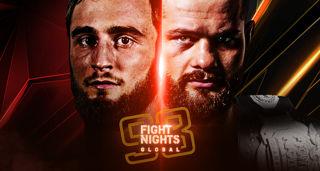 FIGHT NIGHTS GLOBAL 98
