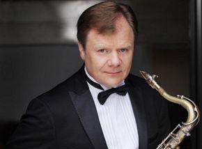 Фестиваль Brass Days: Игорь Бутман (саксофон), Владислав Лаврик (труба)
