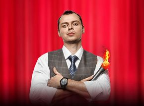 «Stand Up»: Виктор Комаров