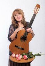 «Весенняя мелодия любви»: Флора Вафина