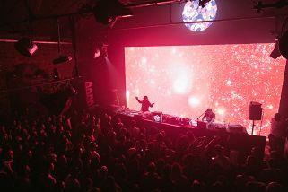 «Red Bull Music Festival. Rhythm Evolution & Disco Deformation»