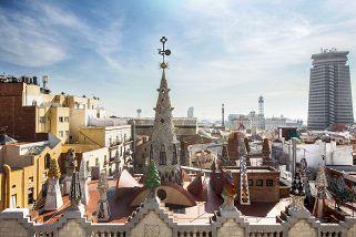 Выставка Антонио Гауди, Барселона (Входной билет на выставку)