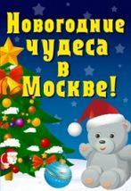 Новогодние чудеса в Москве