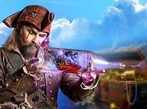 Новогоднее цирковое водное шоу «Пираты и корабль-призрак» (талон на подарок)