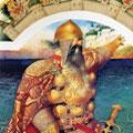 """Сказка с песочной анимацией """"Сказка о Царе Салтане"""""""