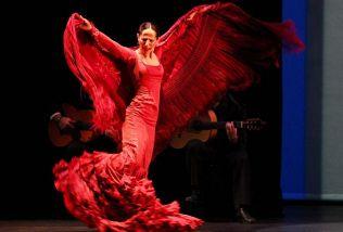 Звезды фламенко: Мерседес Руис (Испания)