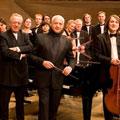 Камерный оркестр «Виртуозы Москвы». Дирижер и ведущий Евгений Бушков